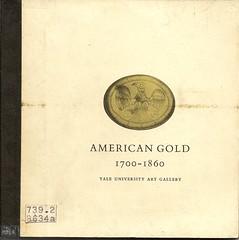 American Gold 1700-1860