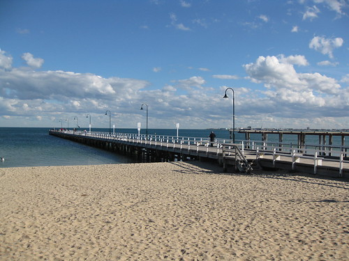 A day in St Kilda