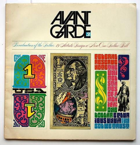 Avant Garde #3 cover