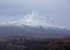 Canisp (John in Scotland) Tags: snow mountains scotland highlands scottish sutherland corbett assynt canisp p1170910fk