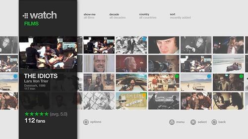 Special: MUBI, online films huren op je PlayStation 3