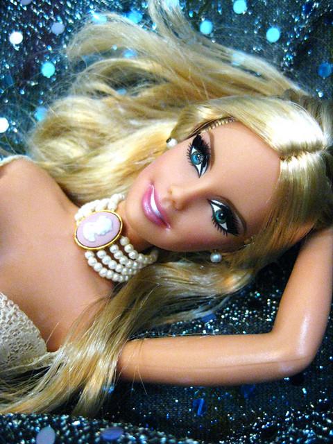 Heidi Klum Barbie My Favorite Model by Zezaprince