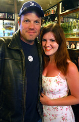 With Adam Baldwin