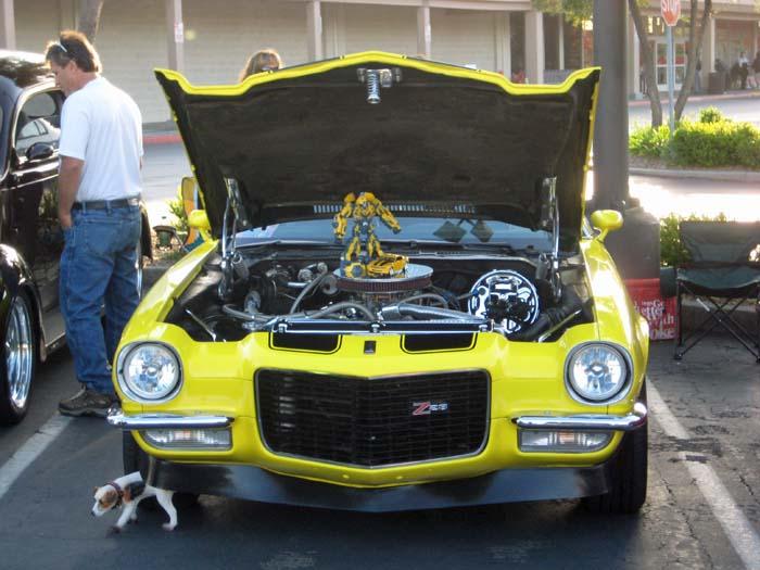 Shiny Camaro