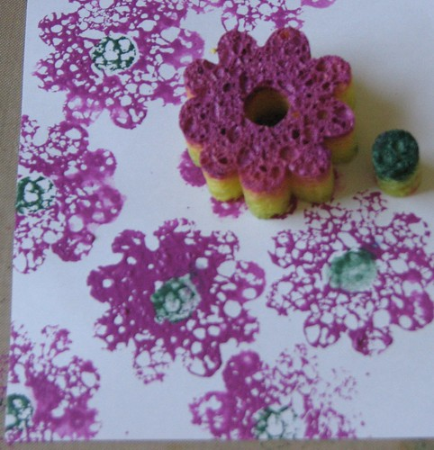 compressed sponge stamps 014