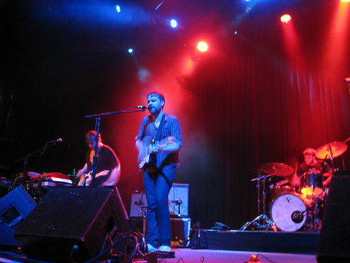 Frightened Rabbit, the Fillmore, 05-19-2010