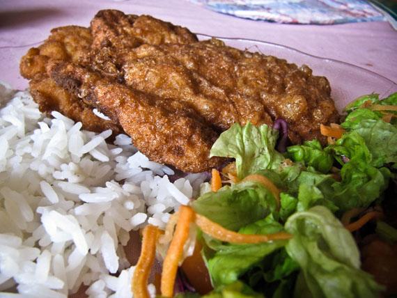 milanesa de pollo en bolivia