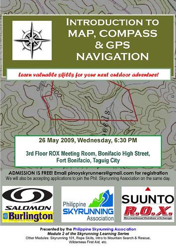 MAP, COMPASS, GPS Navigation