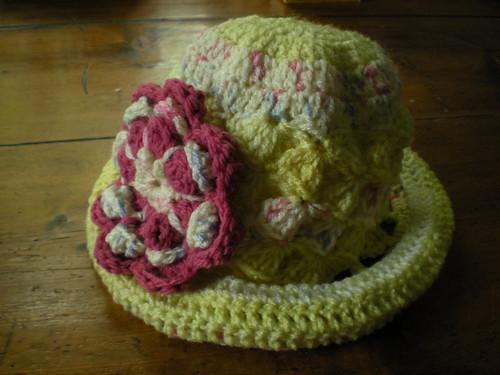 Little girl's hat