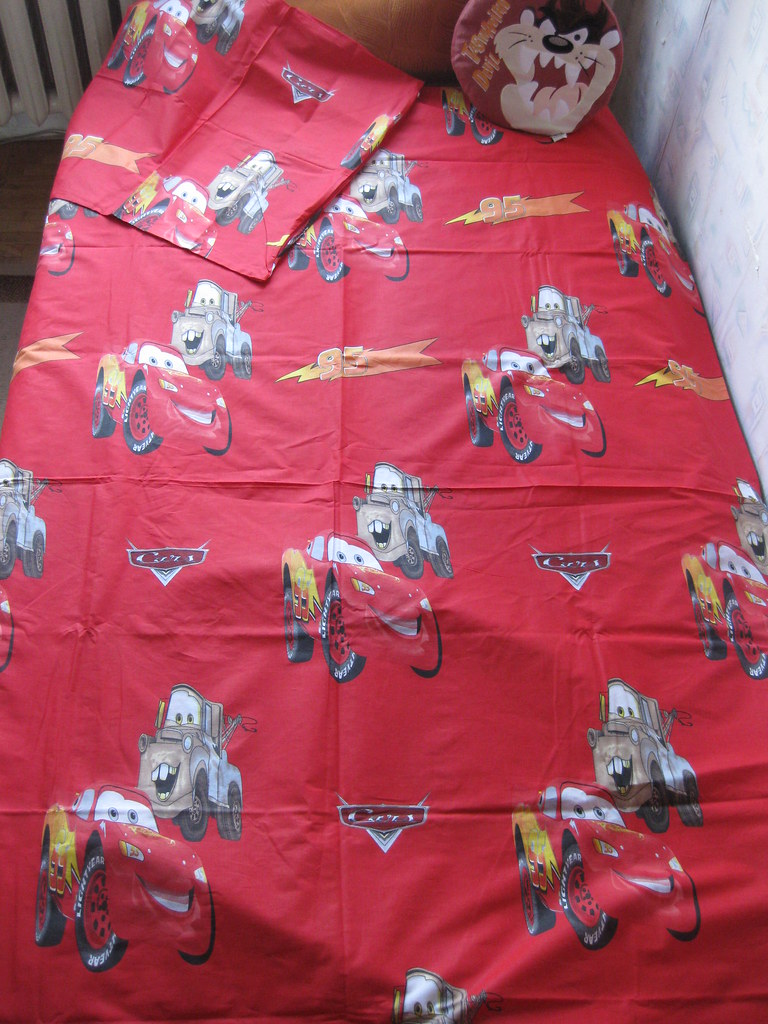 Disney Cars Bedding !!! ;O
