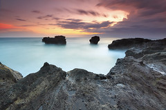 i wish you were here :) (tropicaLiving - Jessy Eykendorp) Tags: bali seascape nature colors canon indonesia landscape eos reverse 1022mm hitech hoya 50d ndx400