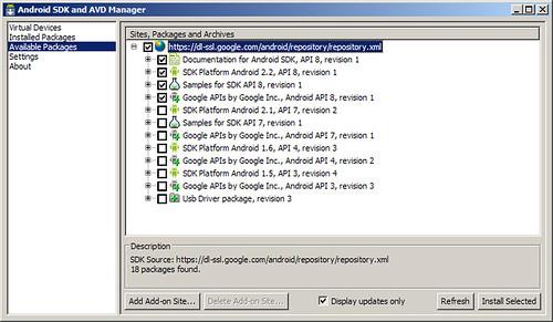 cara install android emulator 2