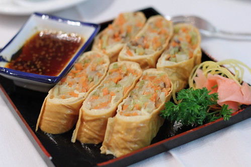 Bean Curd Roll (Vegi Duck)