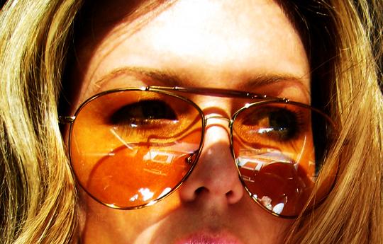 Huge Gucci Aviator Sunglasses+70's-3