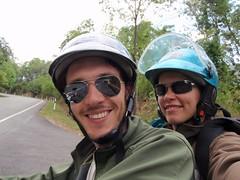 DoiInthanon balade en moto