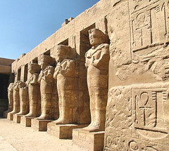 Sentinels (oldt1mer) Tags: holiday history stone ancient egypt statues carving luxor hieroglyphics karnaktemple mygearandmepremium mygearandmebronze mygearandmesilver mygearandmegold mygearandmeplatinum mygearandmediamond