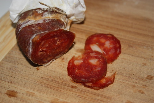 Oh, and the $30 salami? It was good. But not the one I was looking for.