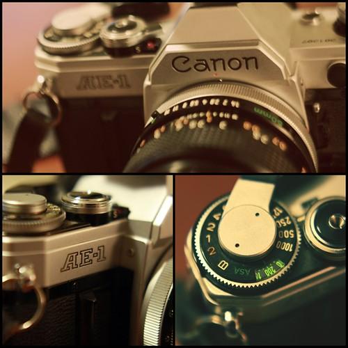 {148:365} canon ae-1 [aka- my bday gift]