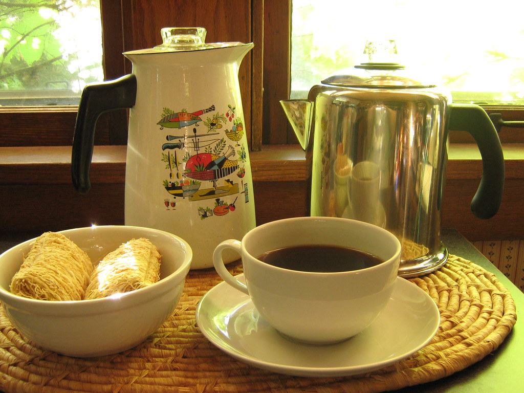 Joy of Cooking: Recipe 3, Percolated Coffee