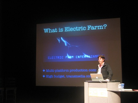 Brent Friedman, Electric Farm Entertainment