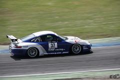 THF Racing 996 GT3 RS (Chris Droesch) Tags: canon eos 911 grand racing prix porsche tuner rs gp 2010 thf 996 gt3 hockenheimring driftchallenge 40d