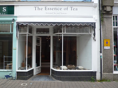 The Essence of Tea - Opening