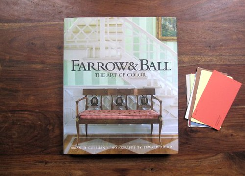 FARROW AND BALL COVER