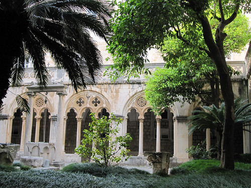 A Dominican monastery in Croatia by Anna Amnell