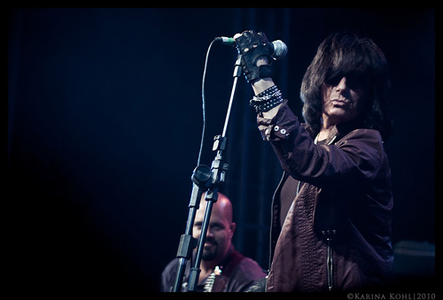 Joe Lynn Turner - Porto Alegre - May, 2010