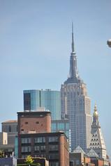 Empire State Building 2 (lbreiss34) Tags: nyc skyline centralpark upperwestside empirestatebuilding chryslerbuilding uppereastside bloombergbuilding
