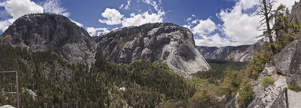 146/365: Sierra Point Panoramic.
