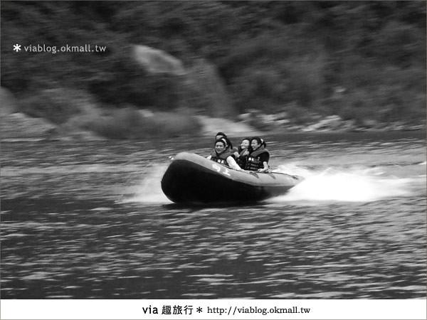 【花蓮旅遊】暑假玩花蓮最消暑的玩法~秀姑巒溪泛舟啦!33