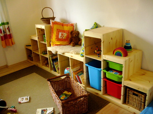 new  kinderzimmer.