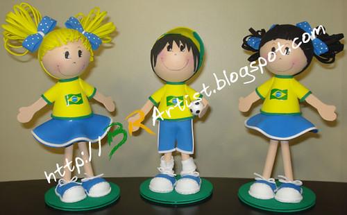 Fofuchas Futebol Brasil