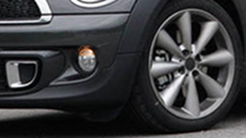 R56 Cooper S Facelift Detail