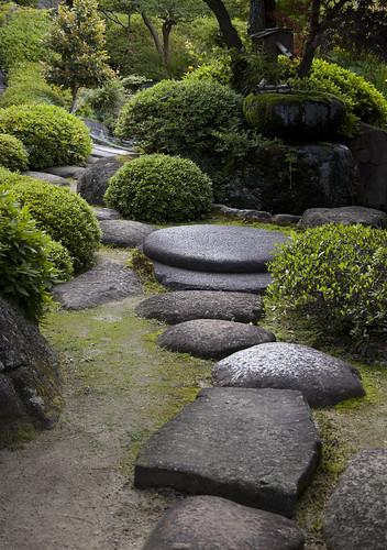 Jyungoro Nakae House Garden