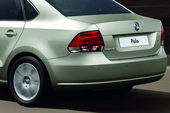 2011 New Volkswagen Polo Sedan