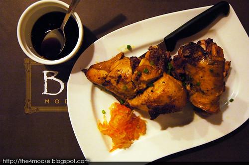Bonifacio - Chicken Inasal