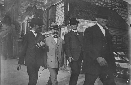 Minneapolis Police Detectives, 1903