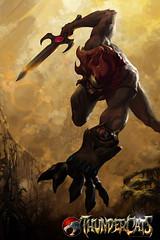 100603(2) - 由日本動畫公司Studio4°C製作的新世紀動畫版《霹靂貓》預定於2011年全球首播,第一張宣傳海報正式誕生!