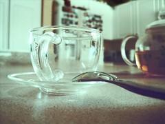 Chai 2 ((◡‿◡✿) lightweight) Tags: cup kitchen see tea plate spoon pot opaque teapot through transparent teacup chai