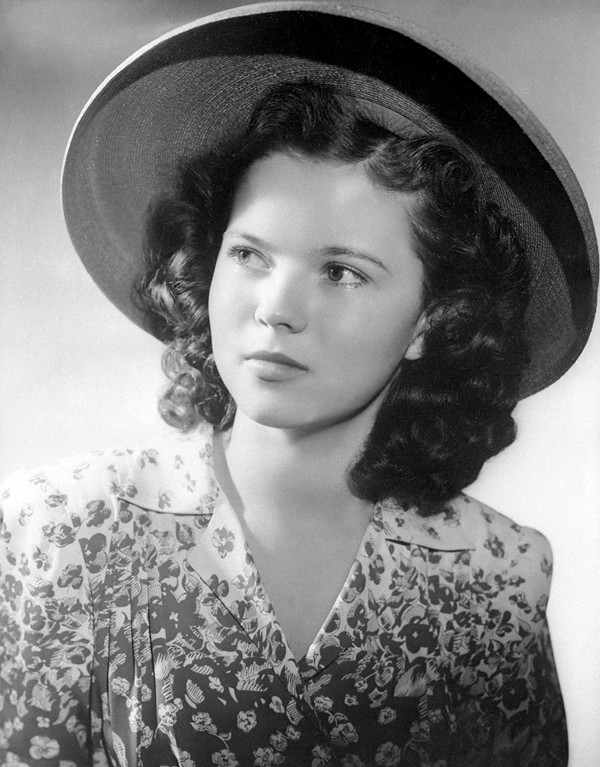 shirley temple hat