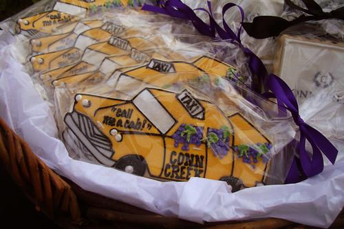 Custom Cab Cookie
