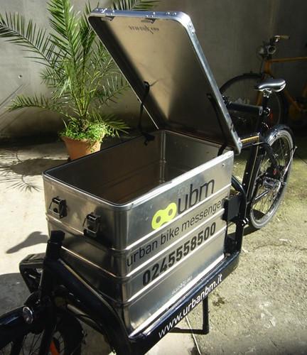 Milan UBM cargo bike