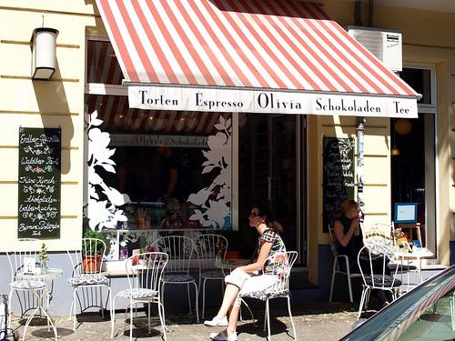 Olivia - Tartes & Schokoladen