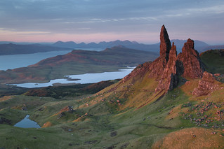 The Old Man of Storr, Trotternish, Skye