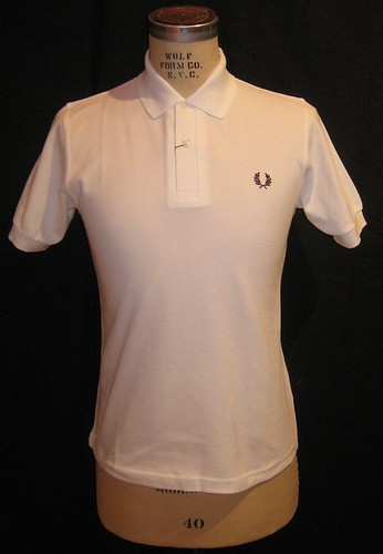 Fred Perry - M3 - The Original Polo - White by you.