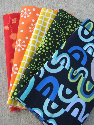 fabric fun!
