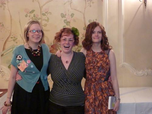 Me, Rose and Kristin