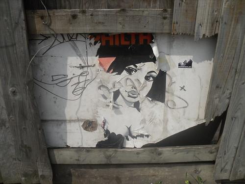 Graffiti in Digbeth